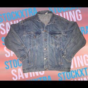 Vintage 90's Era Jean Jacket